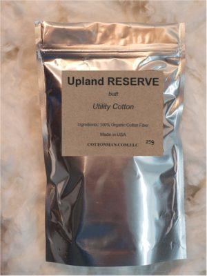 Upland Cotton Reserve
